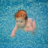 plavanje za dojenčke oma